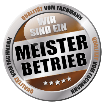 Siegel Meisterbetrieb